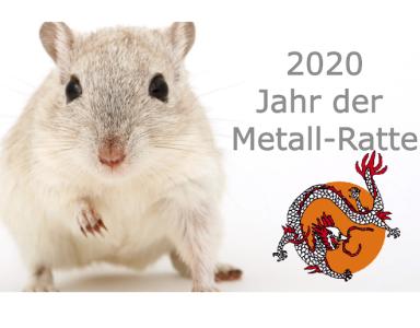 Prognose für das Jahr der Metall-Ratte 2020