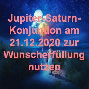 Große Jupiter-Saturn-Konjunktion am 21.12.2020