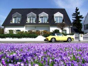ein gutes Haus nach Feng Shui